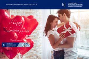 Howard James Valentines Day